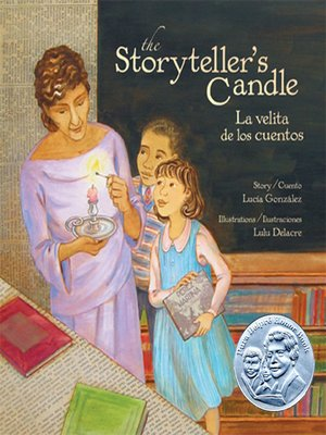 cover image of The Storyteller's Candle