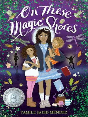 cover image of On These Magic Shores