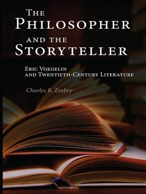 cover image of The Philosopher and the Storyteller