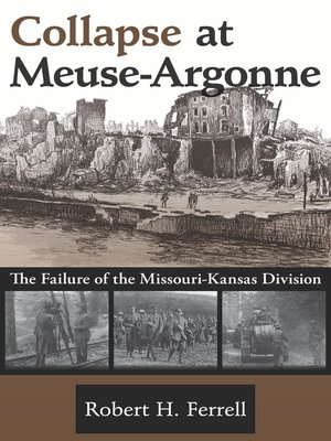 cover image of Collapse at Meuse-Argonne