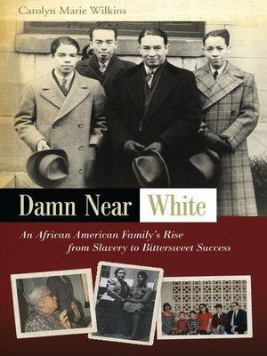 cover image of Damn Near White
