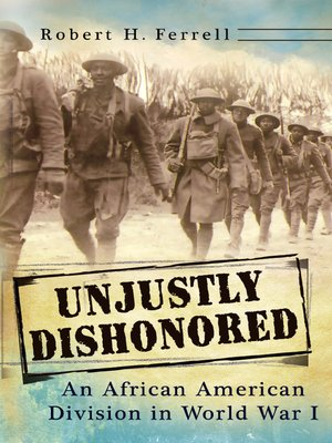 cover image of Unjustly Dishonored