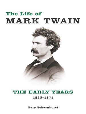 cover image of The Life of Mark Twain