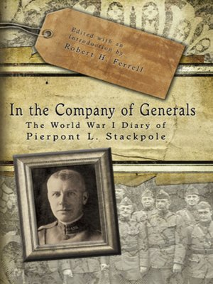 cover image of In the Company of Generals