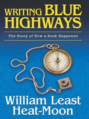 cover image of Writing BLUE HIGHWAYS