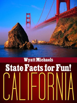 cover image of State Facts for Fun! California