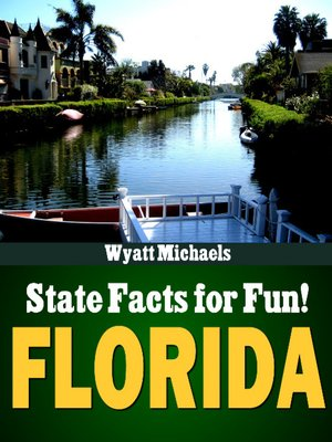 cover image of State Facts for Fun! Florida