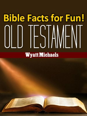 cover image of Bible Facts for Fun! Old Testament