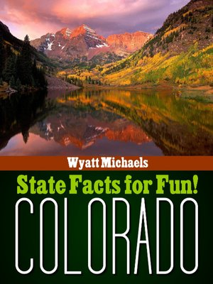 cover image of State Facts for Fun! Colorado