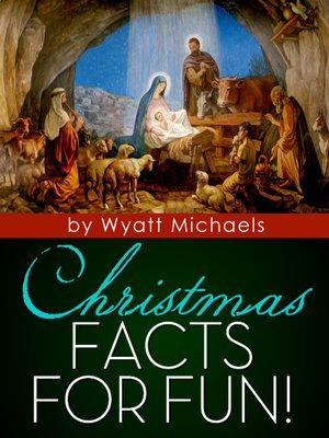 cover image of Christmas Facts for Fun!