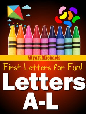 cover image of First Letters for Fun! A-L