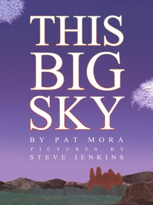 cover image of This Big Sky
