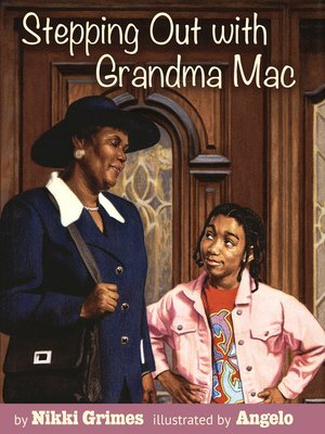 cover image of Stepping Out with Grandma Mac