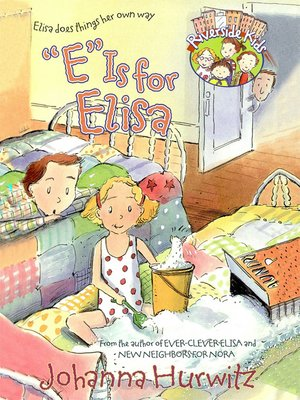 Cover Image Of E Is For Elisa