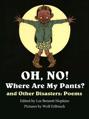 cover image of Oh, No! Where are my Pants?