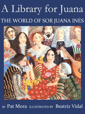cover image of A Library for Juana
