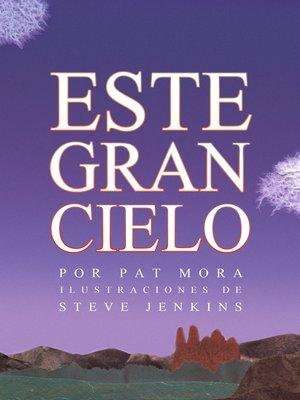 cover image of Este Gran Cielo