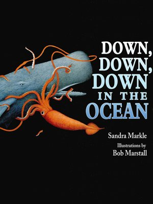 cover image of Down, Down, Down, in the Ocean