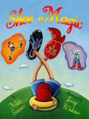 cover image of Shoe Magic