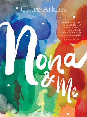 cover image of Nona and Me