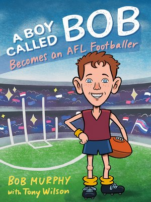 cover image of A Boy Called Bob