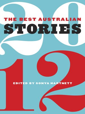 cover image of The Best Australian Stories 2012