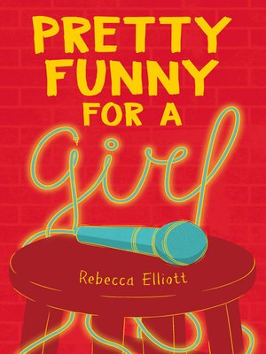 cover image of Pretty Funny for a Girl