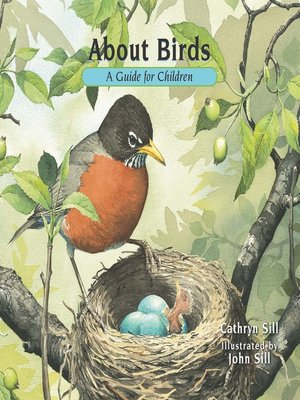 cover image of About Birds