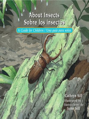 cover image of About Insects / Sobre los insectos
