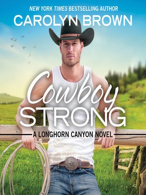 cover image of Cowboy Strong