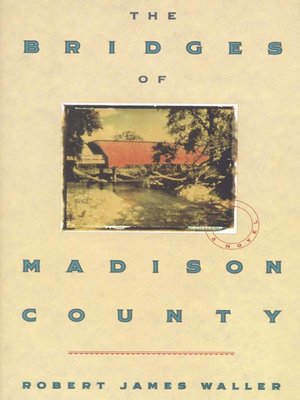 cover image of The Bridges of Madison County