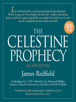 cover image of The Celestine Prophecy: An Adventure