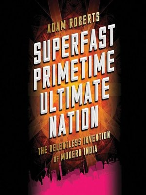 cover image of Superfast Primetime Ultimate Nation
