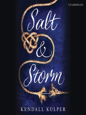 cover image of Salt & Storm