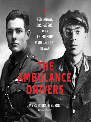 cover image of The Ambulance Drivers