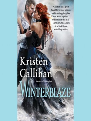 cover image of Winterblaze