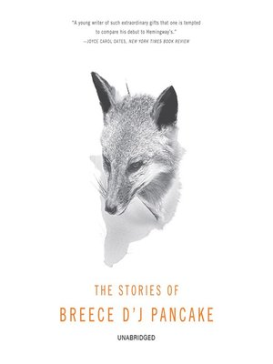 cover image of Stories of Breece D'J Pancake