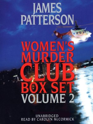 cover image of Women's Murder Club Box Set, Volume 2