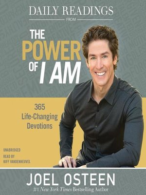 cover image of Daily Readings from the Power of I Am