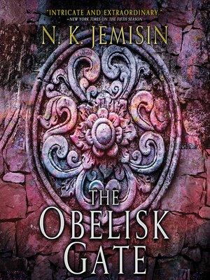 cover image of The Obelisk Gate