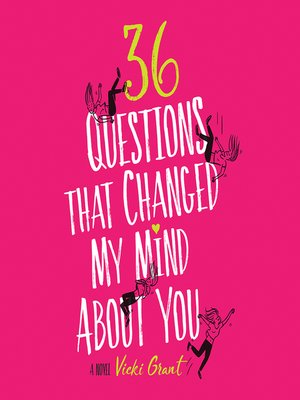 cover image of 36 Questions That Changed My Mind About You