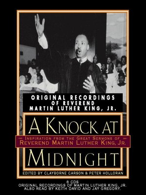 cover image of A Knock at Midnight