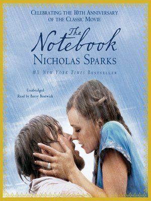 cover image of The Notebook