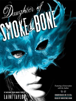 cover image of Daughter of Smoke & Bone Series, Book 1