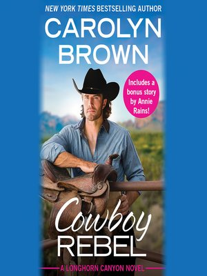 cover image of Cowboy Rebel