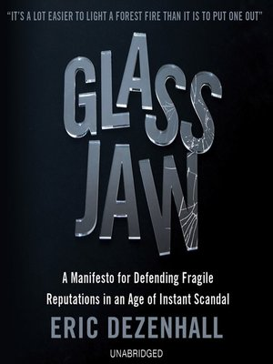 cover image of Glass Jaw