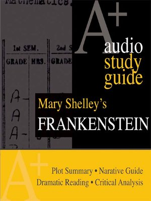 cover image of Mary Shelley's Frankenstein
