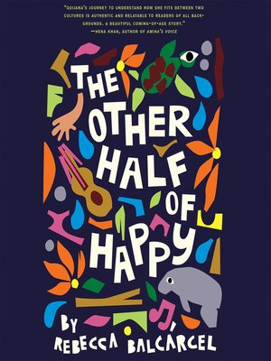 cover image of The Other Half of Happy