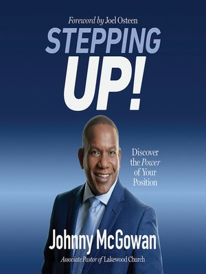 cover image of Stepping Up!