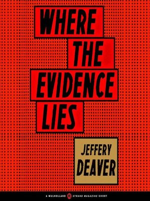 cover image of Where the Evidence Lies